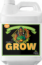 Advanced Nutrients pH Perfect  Grow  10L