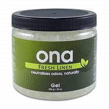 ONA Gel Fresh Linen 856 g